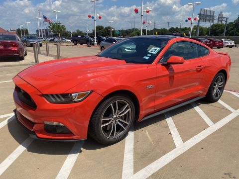 Used Ford Mustang Gt Irving Tx