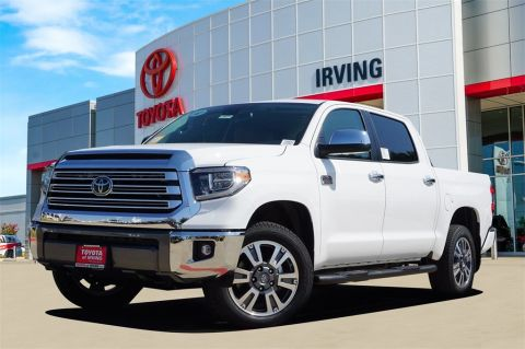 New 2019 Toyota Tundra 1794 Edition CrewMax 5.5' Bed 5.7L (Natl) SE