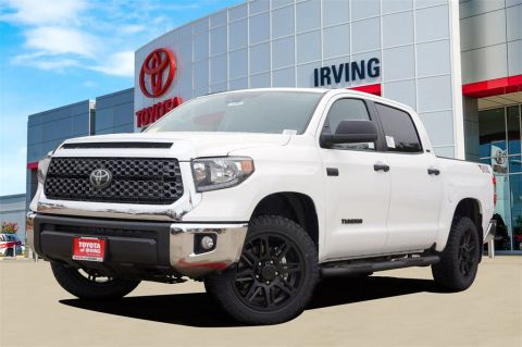 New 2020 Toyota Tundra SR5 CrewMax 5.5' Bed 5.7L (Natl) SE