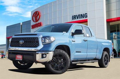 New 2020 Toyota Tundra SR5 Double Cab 6.5' Bed 5.7L (Natl) SE