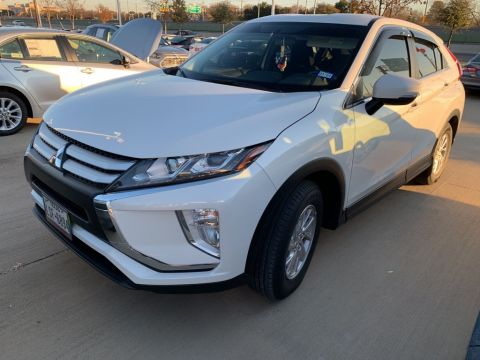Pre-Owned 2018 Mitsubishi Eclipse Cross ES FWD 4D Sport Utility
